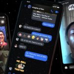Star Wars Facebook Messanger