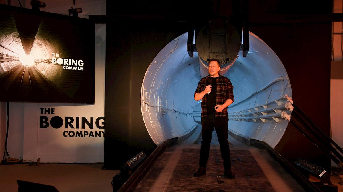 Il tunnel di The Boring Company per Las Vegas in arrivo nel 2020 thumbnail