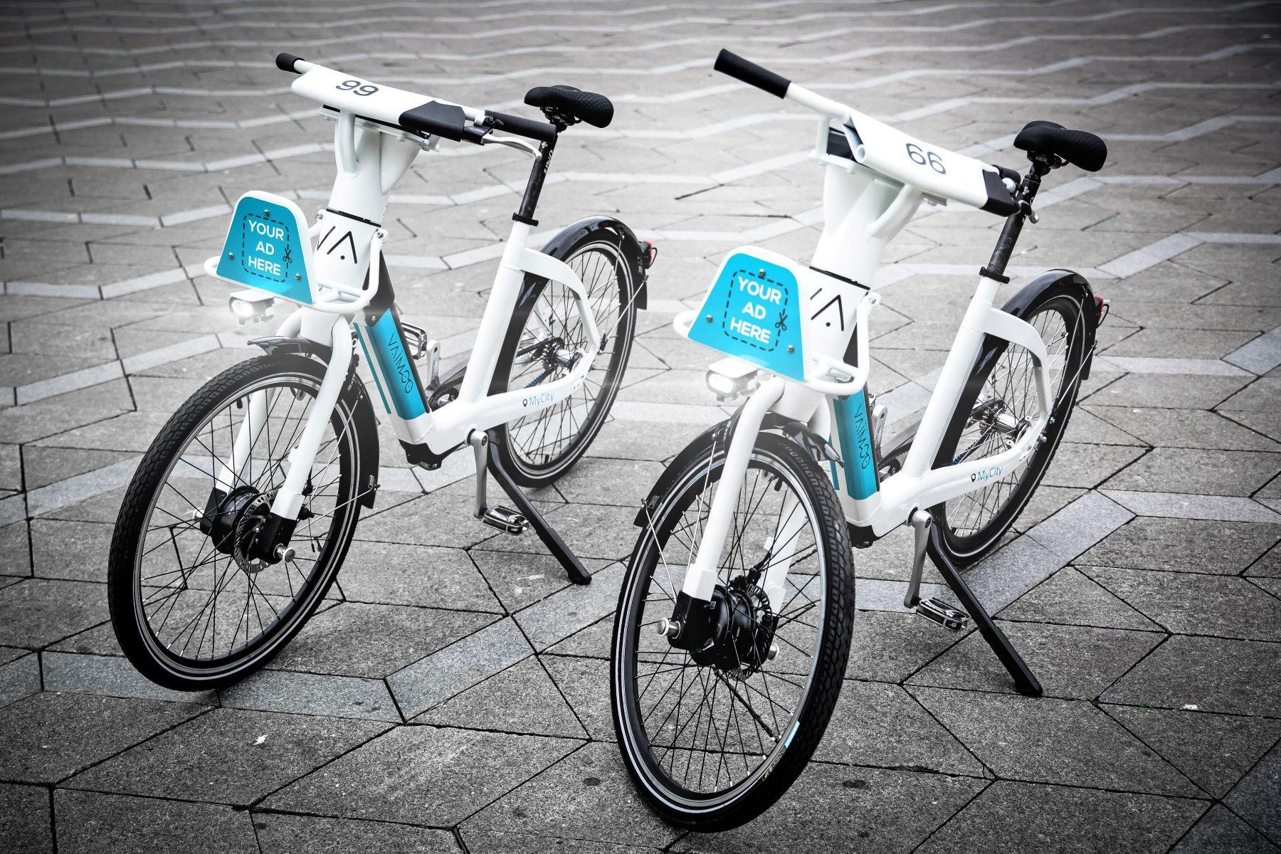Il bike sharing di Vaimoo approda anche a Rotterdam thumbnail