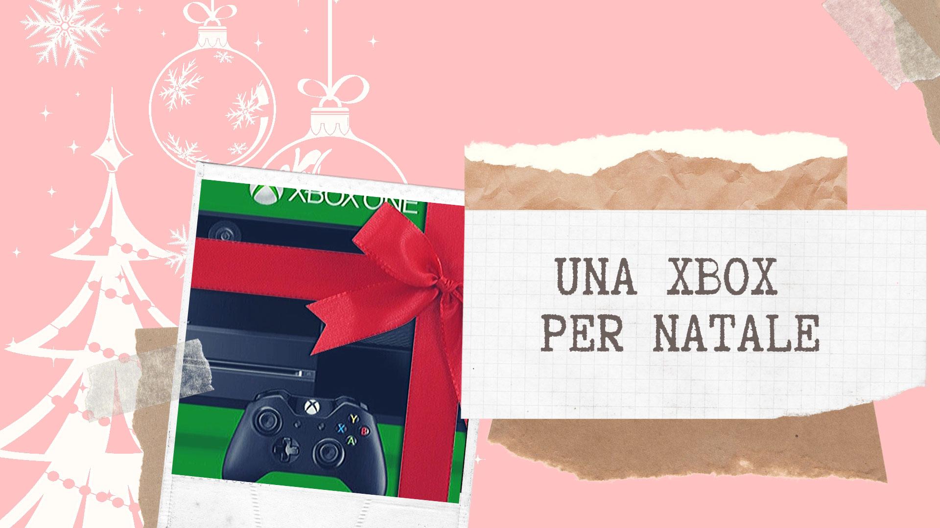 Xbox One Natale: console e giochi da comprare thumbnail