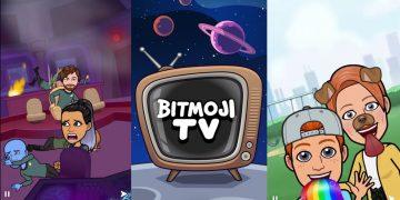 bitmoji tv