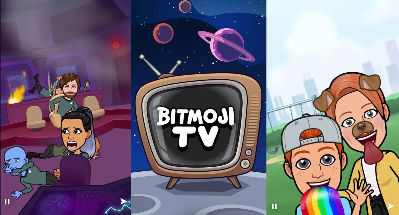Bitmoji TV: in arrivo il cartone animato personalizzabile thumbnail