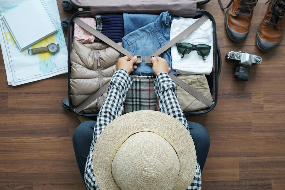 come preparare il bagaglio a mano volagratis
