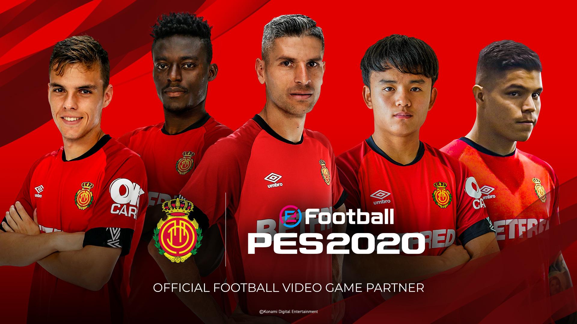 eFootball PES 2020: il Maiorca si aggiunge alle squadre partner thumbnail