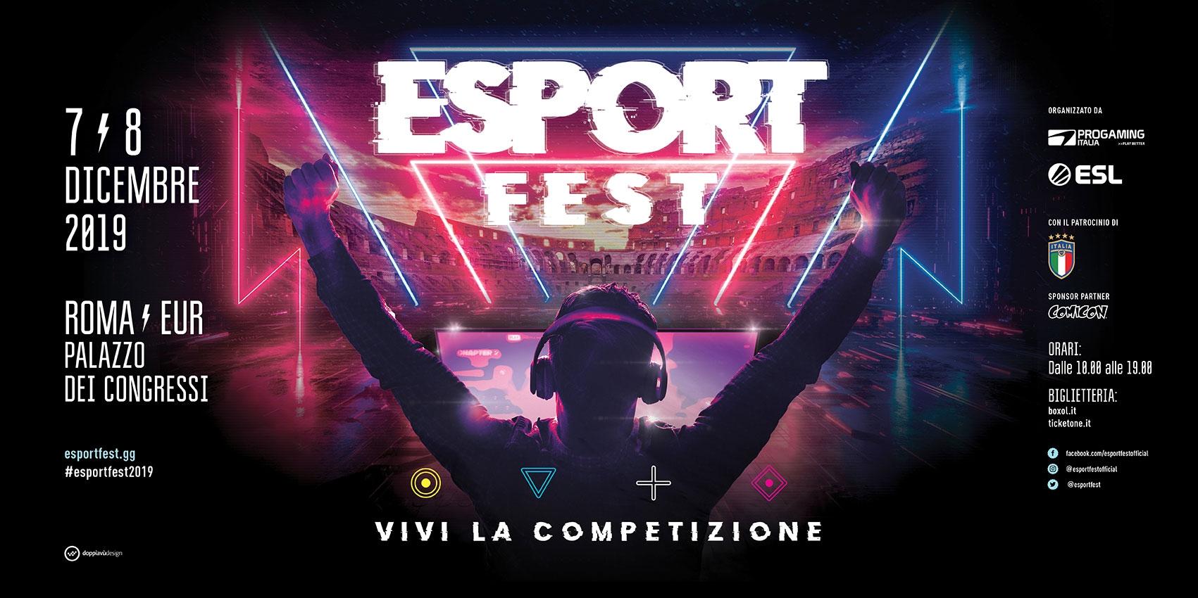 Lenovo protagonista della prima edizione di Esport Fest thumbnail