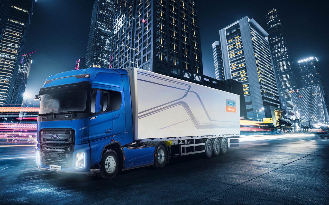 Ford approda nel mercato italiano dei mezzi pesanti con F-Trucks thumbnail
