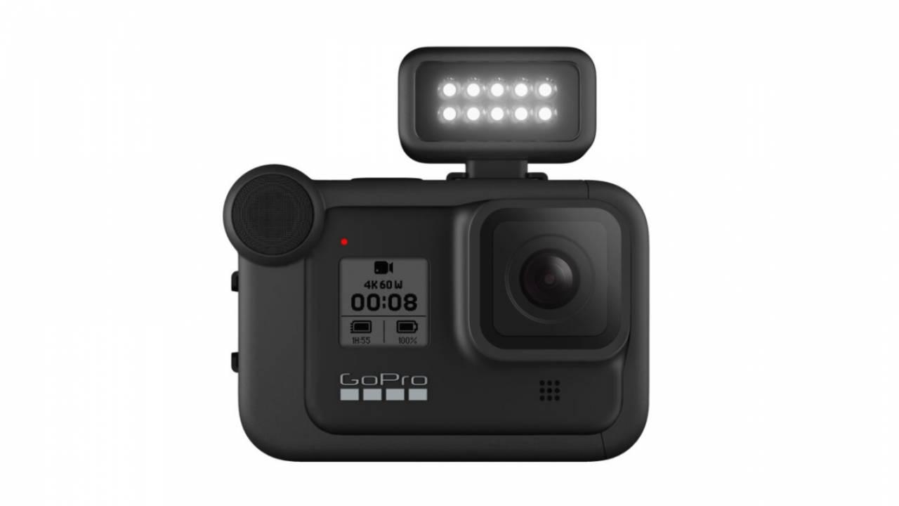 GoPro lancia l'accessorio Light Mod per HERO8 Black thumbnail