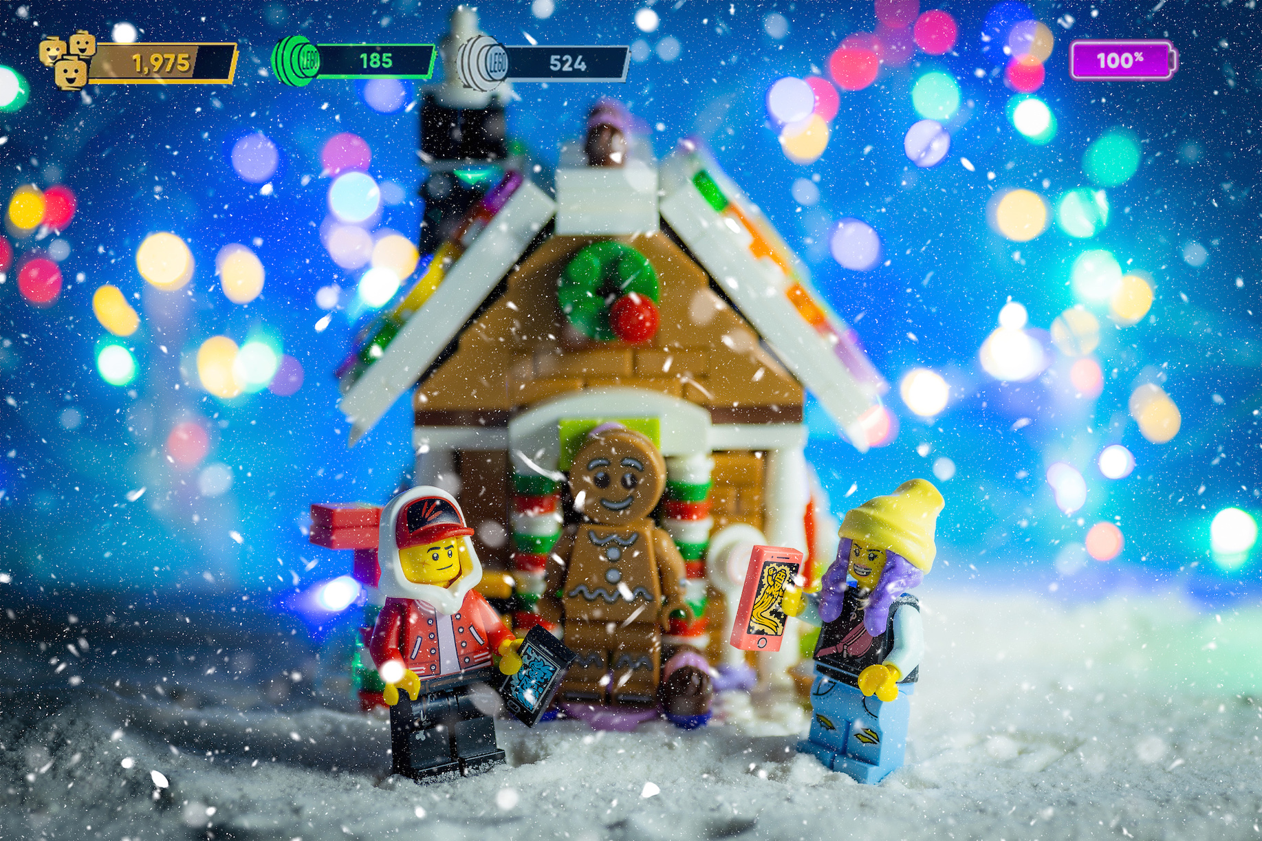 LEGO Hidden Side: il Natale segreto di Newbury thumbnail