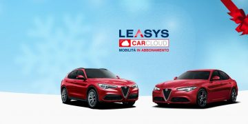 leasys car cloud natalizia