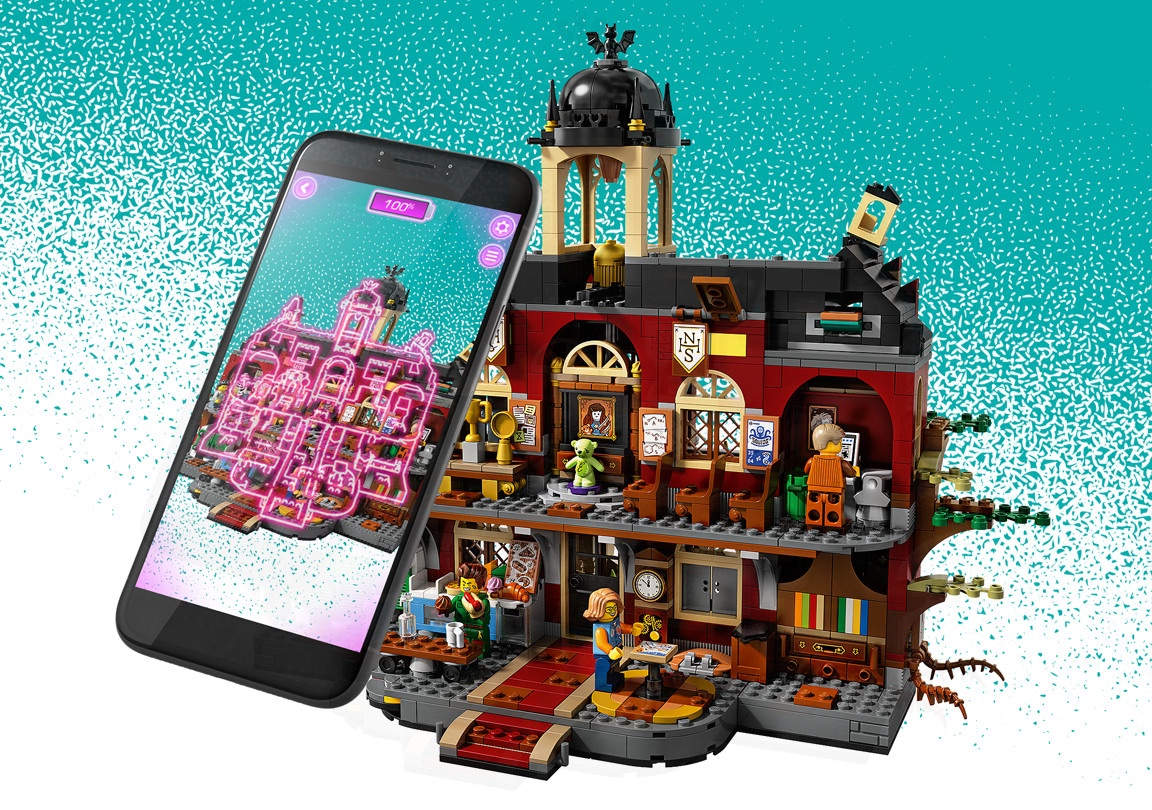 LEGO Hidden Side: nuovi set in arrivo nel 2020 thumbnail
