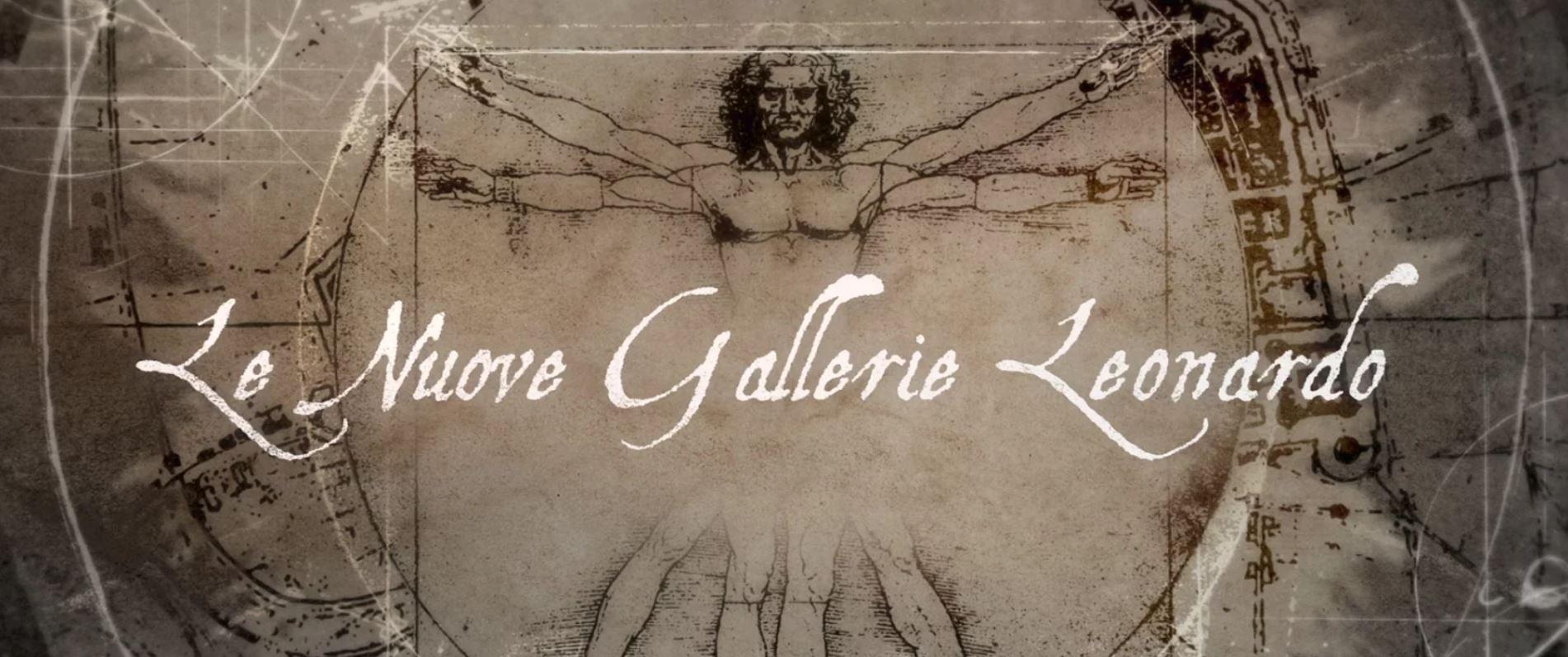 Le nuove Gallerie Leonardo inaugurate a Milano thumbnail