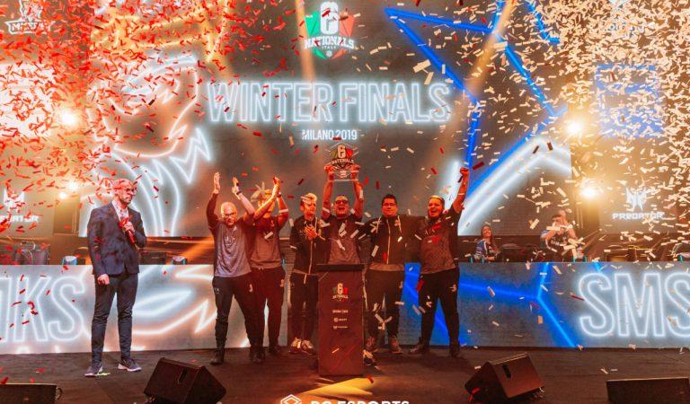 Rainbow Six Siege: i MKERS trionfano ai PG Nationals 2019
