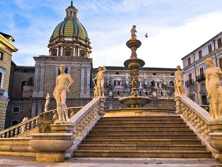 ferie del 2020 Palermo