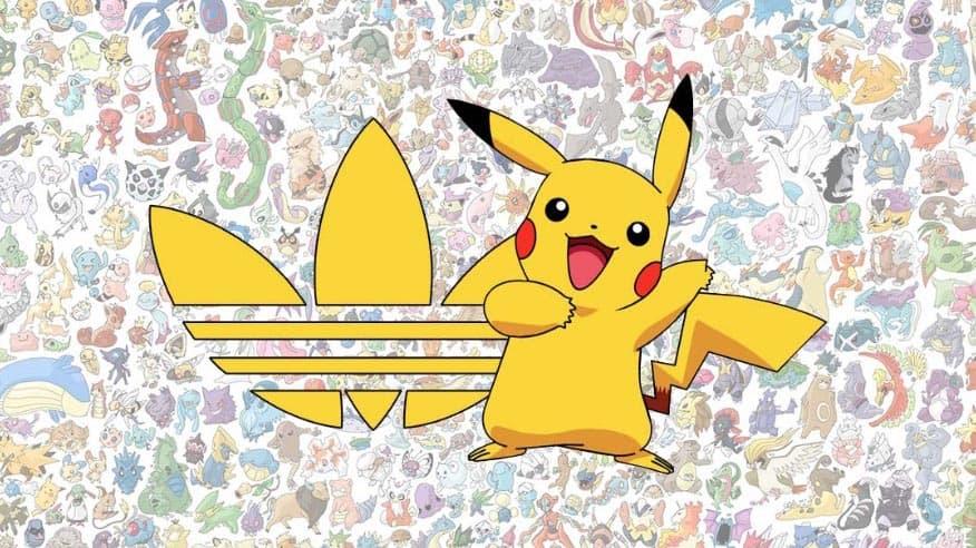 Adidas e Pokémon: la storia continua thumbnail