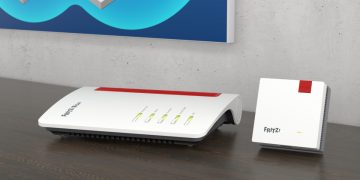 rete mesh fritzbox avm router wifi