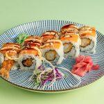 100 piatti più ordinati 2019 sushi