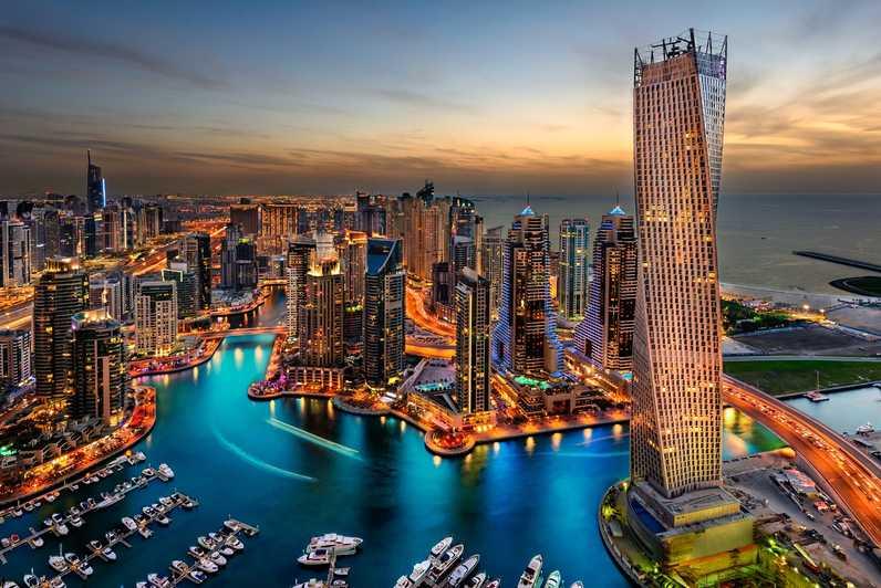 ferie del 2020 Dubai