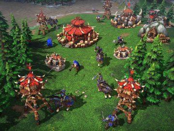 Warcraft III: Reforged uscita gennaio
