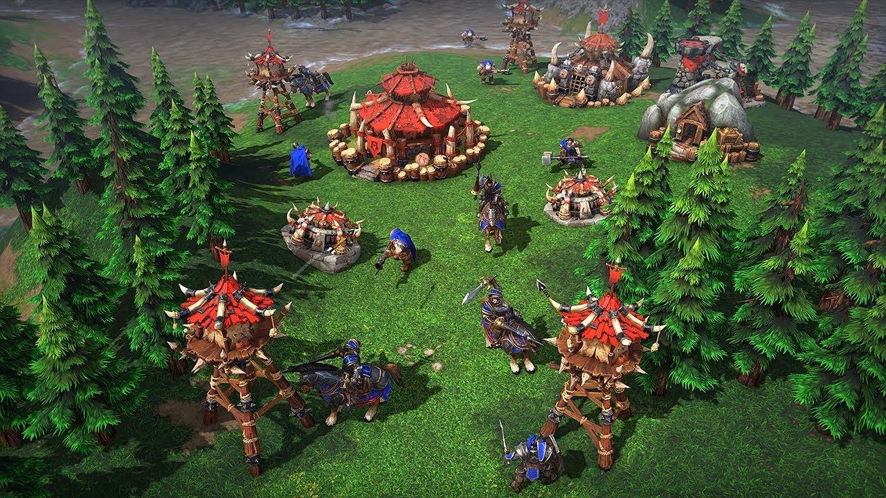 Warcraft III: Reforged uscita prevista per gennaio thumbnail