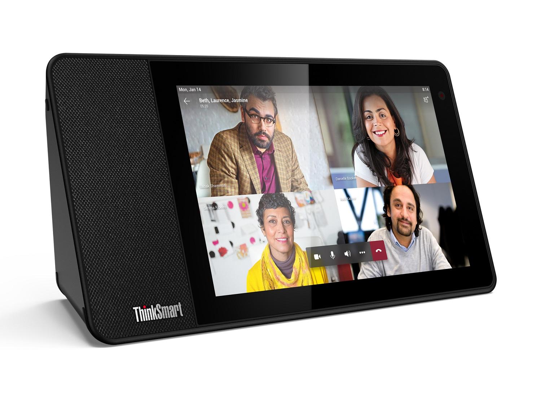 ThinkSmart View: il nuovo dispositivo Smart Office di Lenovo thumbnail