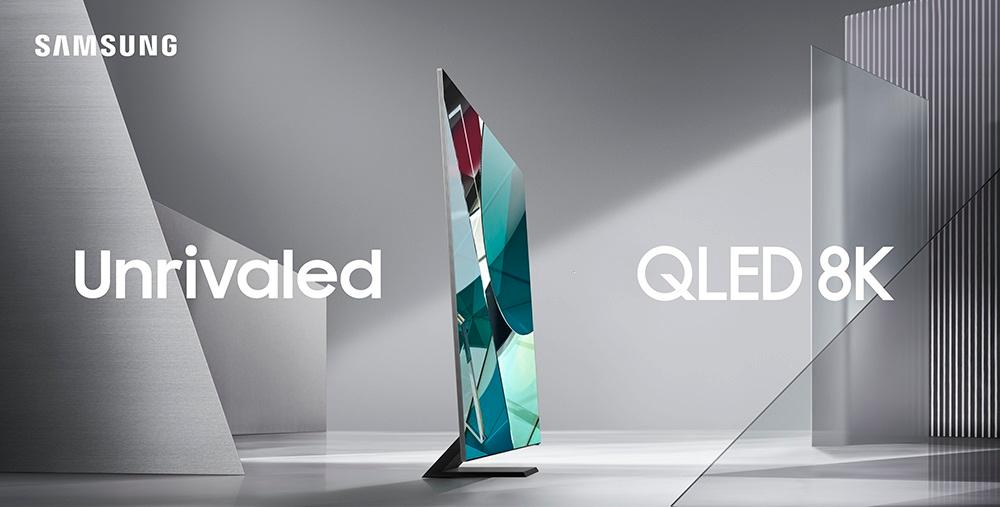 Samsung svela i nuovi QLED TV 8K al CES 2020 look thumbnail