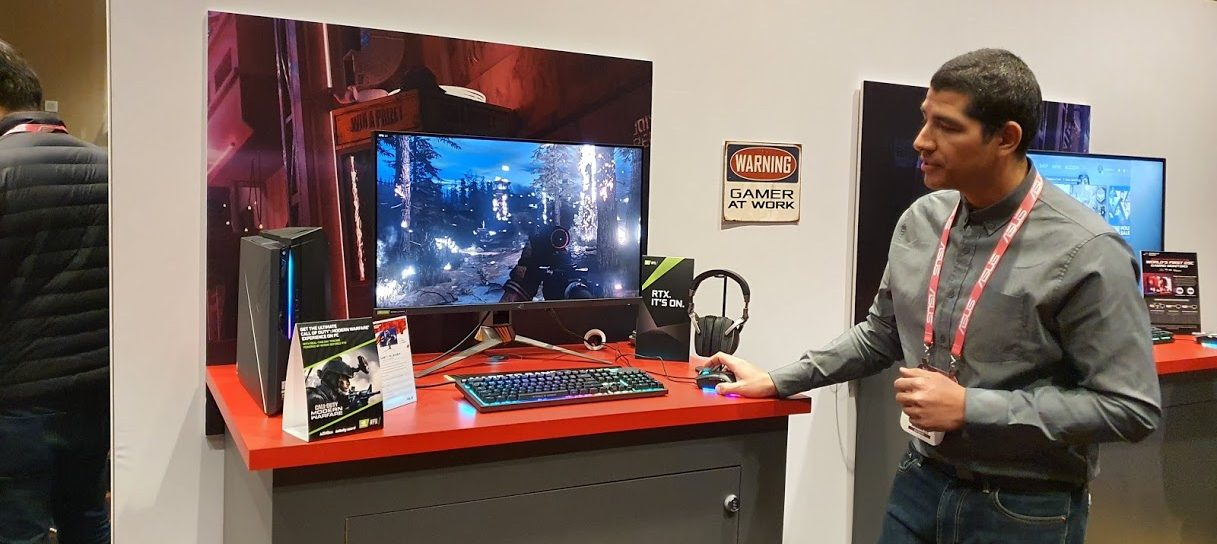 G-Sync e GeForce VR: le novità di Nvidia thumbnail