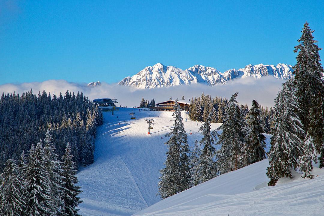 dove sciare Kitzbühel - austria