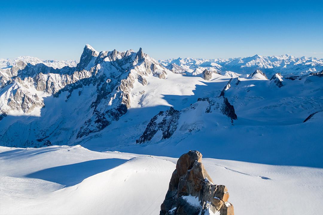 dove sciare Chamonix - francia