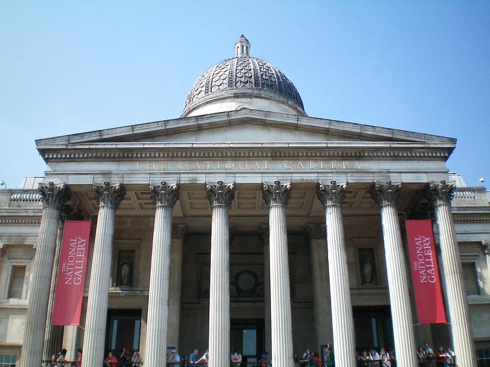 8 raffaello viaggio anniversario Londra _ National Gallery