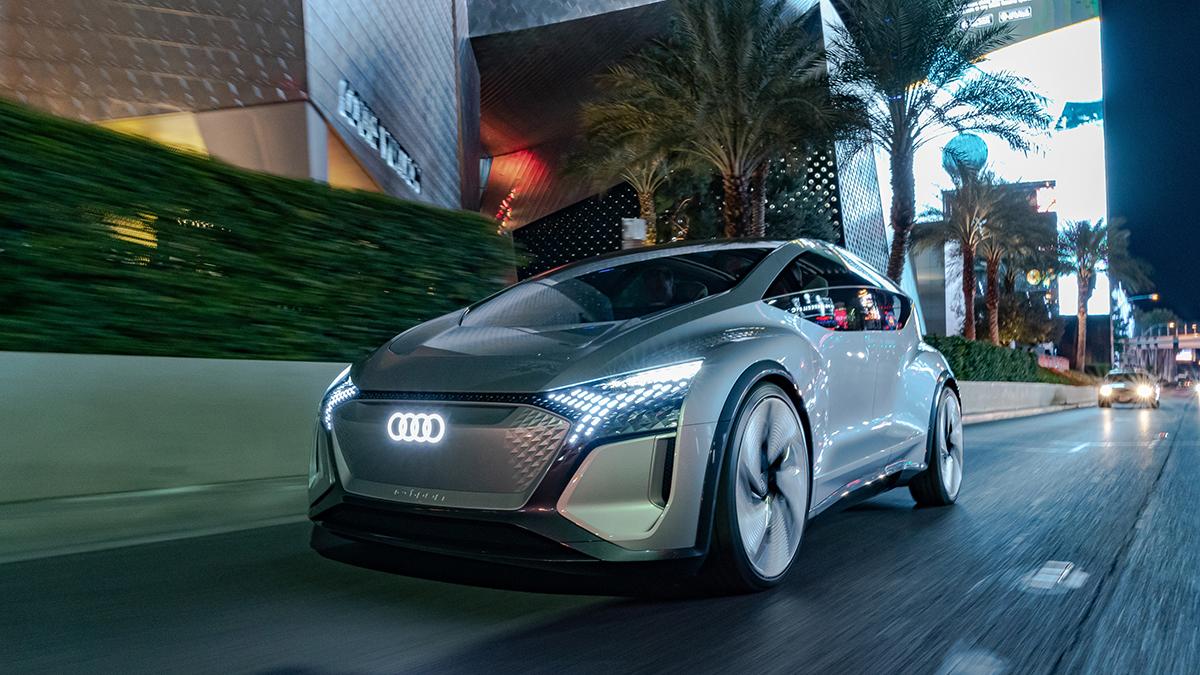 L'auto diventa empatica...con Audi AI:ME thumbnail