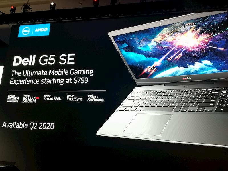 AMD SmartShift DELL G5 Speciale Edition