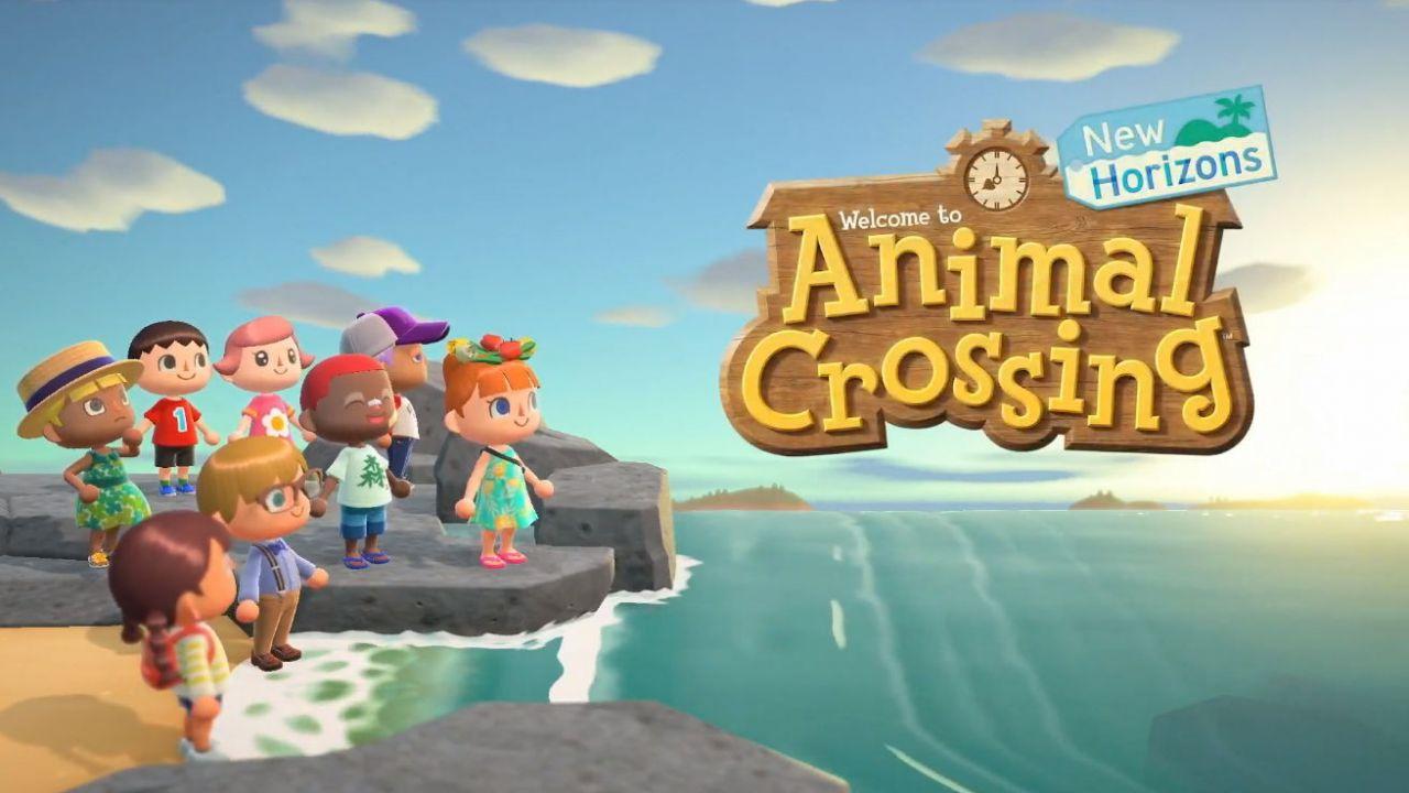 Animal Crossing New Horizons: pubblicato il trailer Isola Deserta thumbnail