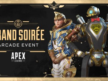 Apex Legends Grand Soirée evento