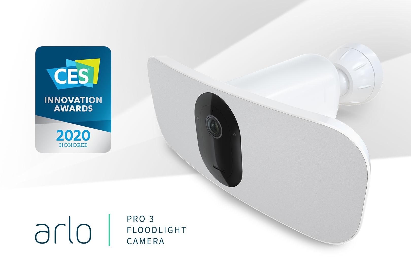 Arlo Pro 3 Floodlight: presentata la videocamera multifunzione thumbnail