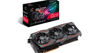 Asus Radeon RX 5600 XT: