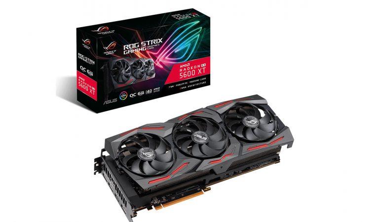 Radeon RX 5600 XT: AMD svela i dettagli e ASUS tre nuovi modelli