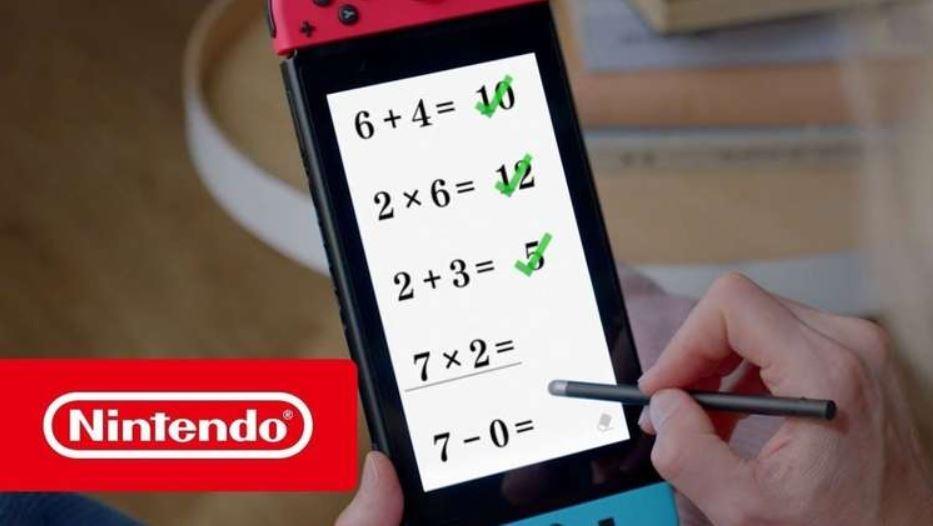 Brain Training del Dr. Kawashima ora disponibile su Nintendo Switch thumbnail