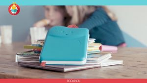 Bookinou: il primo lettore di audiolibri per bambini | CES 2020