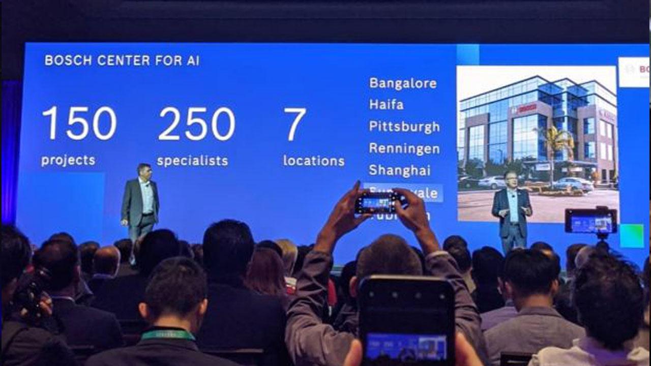 Bosch CES 2020