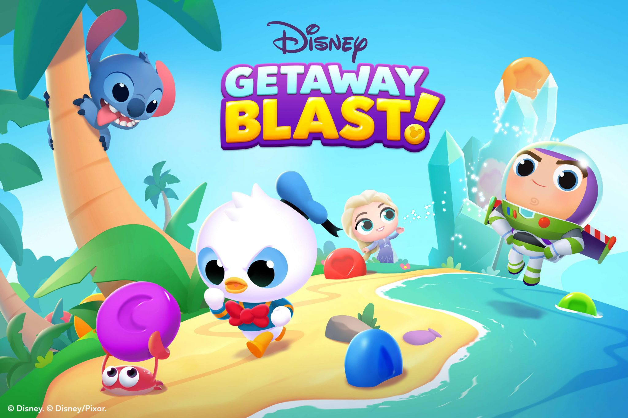 Disney Getaway Blast: disponibile per iOS, Android e Microsoft thumbnail