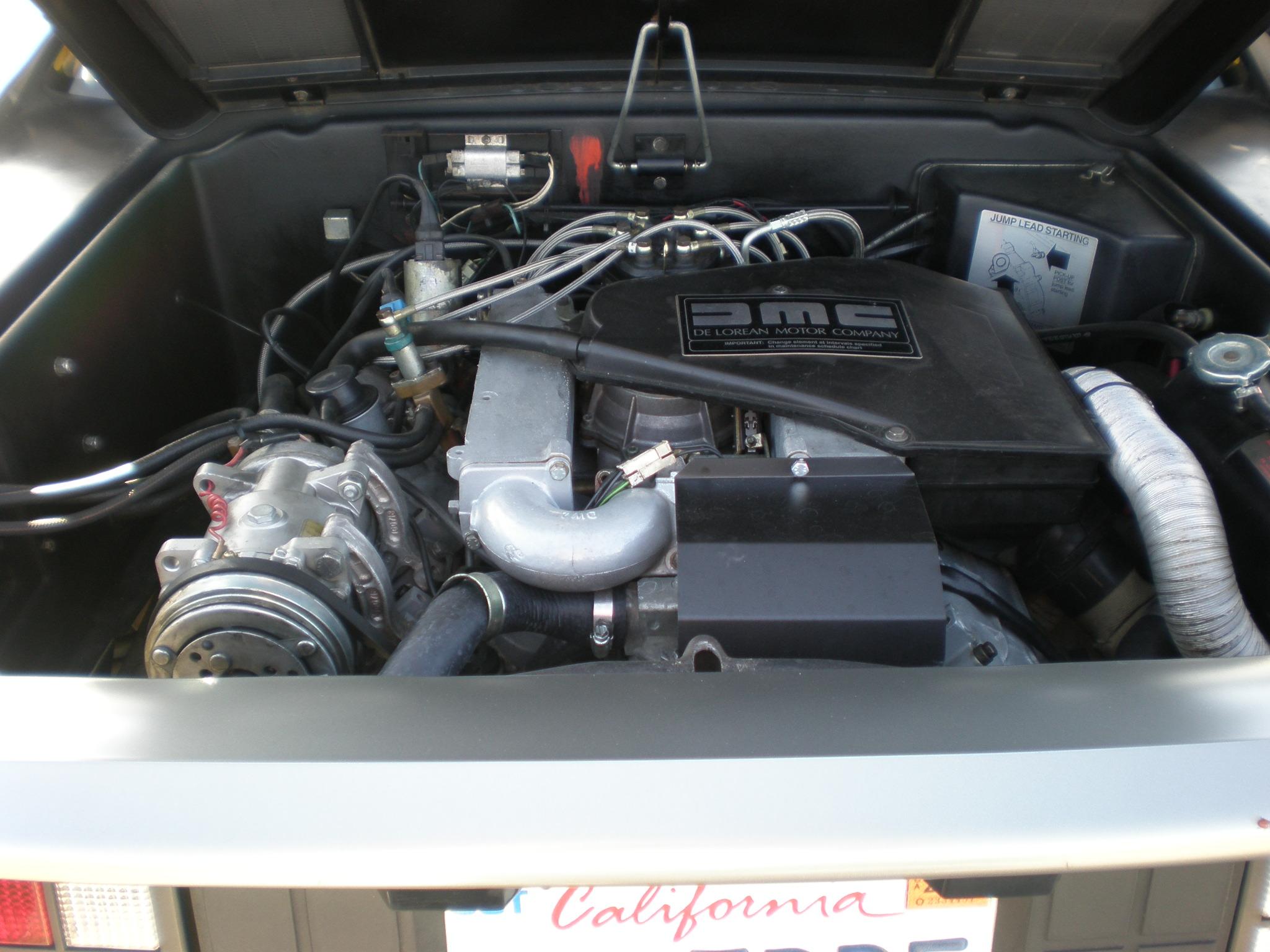 DeLorean DMC-12 V6 PRV