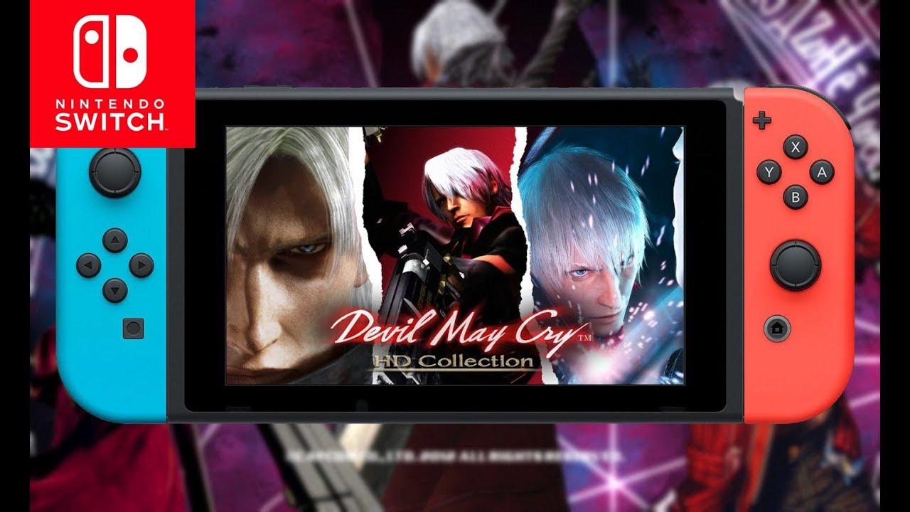 Devil May Cry 3 su Switch permette di cambiare stile di combattimento thumbnail
