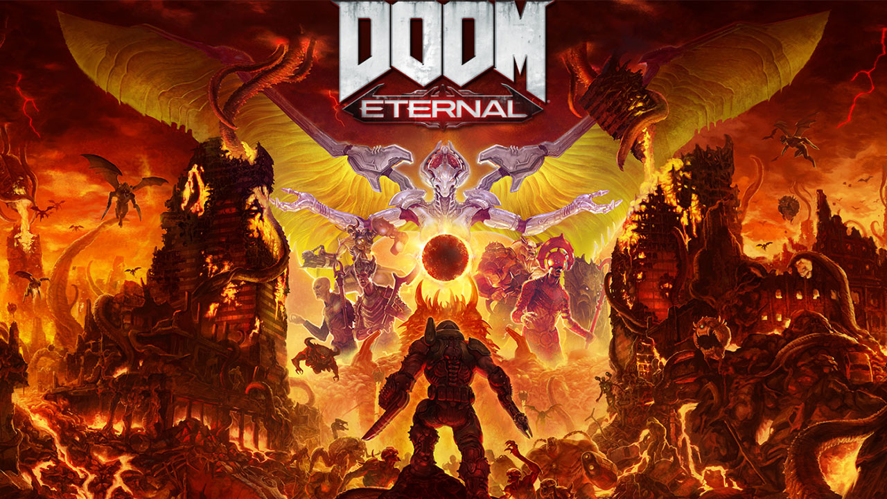 Il coro heavy metal di Doom Eternal thumbnail