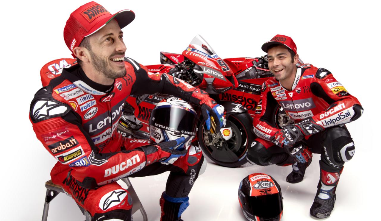 Motorola & Ducati Corse: la partnership è ufficiale! thumbnail