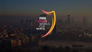 Le finali della FIFA eClub World Cup 2020 si terrà a Milano