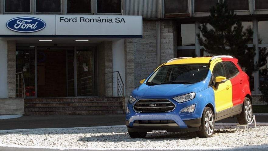 Ford Puma Craiova