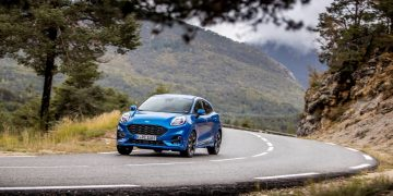 Ford Puma frontale