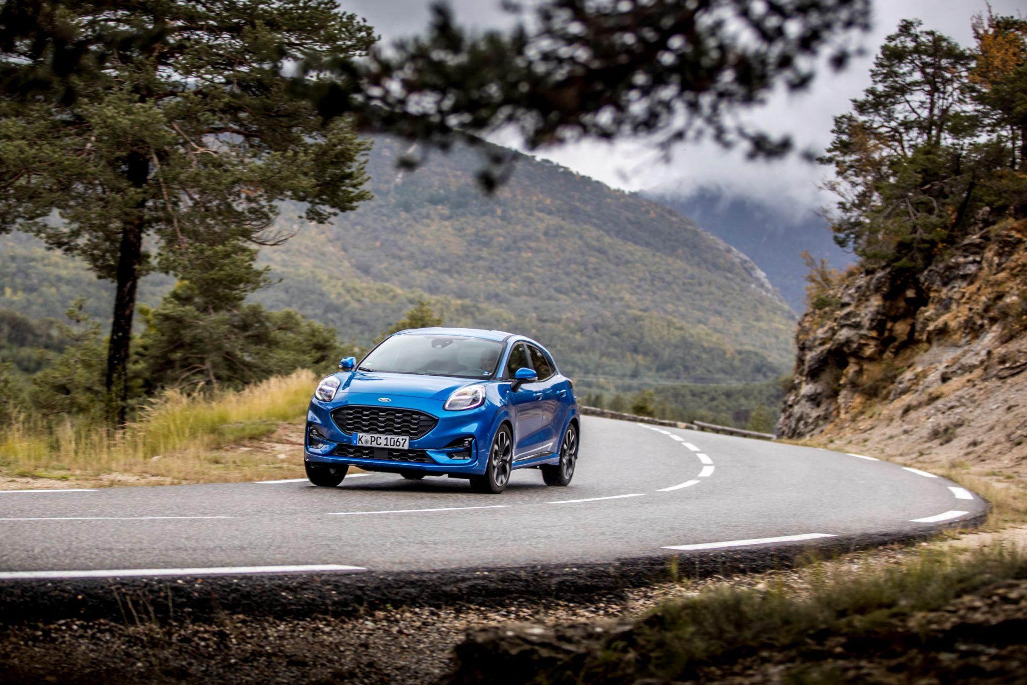 Ford Puma 2020, l'auto più importante per il futuro dell'Ovale Blu thumbnail