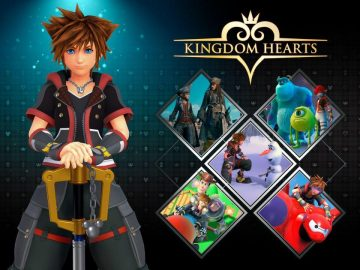kingdom hearts mobile