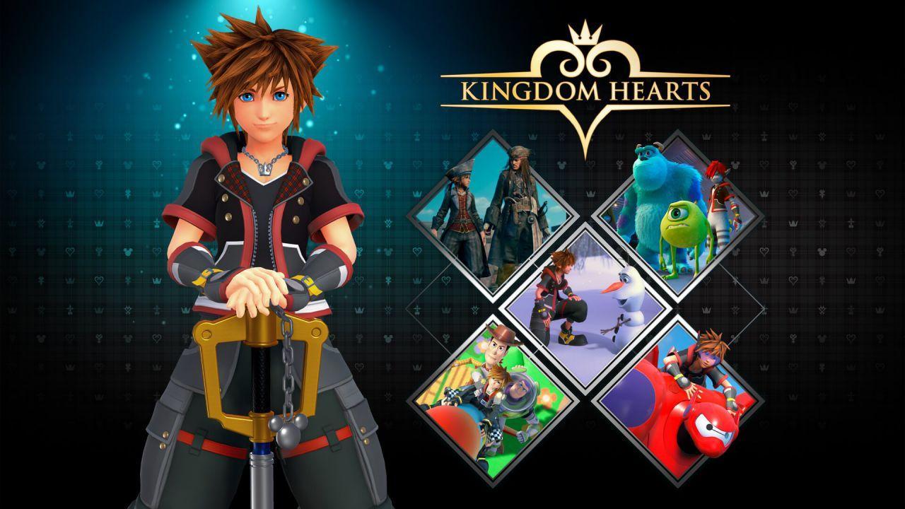 Xbox Game Pass include alcuni titoli della saga di Kingdom Hearts thumbnail